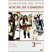 Casi 300 + Epic Movie + Date Movie (Import Dvd) (2014) Kevin Sorbo; Sean Magui