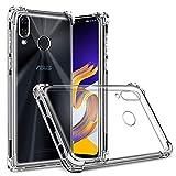 ykooe Custodia ASUS Zenfone 5 ZE620KL Ultra Sottile Trasparente Caso TPU Protettiva Case Cover...