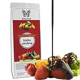 Dolcana Schokofrüchte - Früchte Mischung in weißer Schokolade