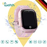 ON WATCH Smartwatch Kinder GPS + WiFi + Lbs + Agps mit SIM Karte, Kamera, wecker, chatten,...