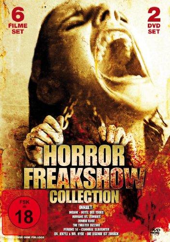 Bild von Horror FreakShow Collection [DVD]