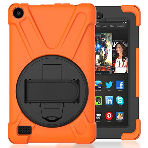bescita-new-fashion-luxury-hybrid-rubber-case-cover-for-amazon-kindle-fire-7-2017-orange
