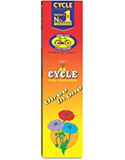 Cycle Pure Agarbathies Three In One Classic Fragrance Incense Sticks - 240 Grams Free Soap Offer