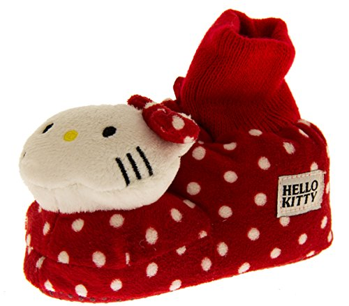 Hello Kitty Eco Bambina Rosso Synthetic Chiuse Davanti EU 20-22