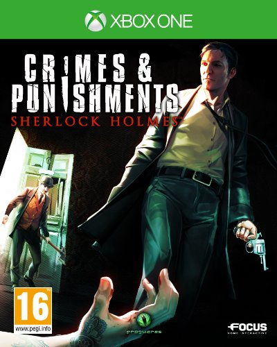 Price comparison product image Crimes & Punishments: Sherlock Holmes (Xbox One)