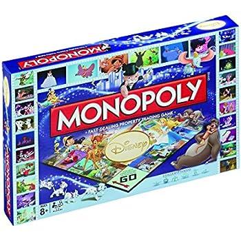 Monopoly Nightmare Before Christmas Board Game: Amazon.co.uk: Toys ...
