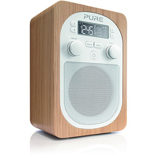 pure-evoke-d2-portable-digital-dab-fm-radio-with-real-wood-cabinet-and-alarm-oak