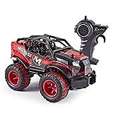 Think Gizmos Ferngesteuertes Auto für Kinder - Große Speed Master RC Auto mit 2,4GHz Fernsteuerung für Kinder (Rot - Speed Master)