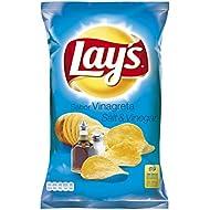 Lay's Patatas Fritas con Sabor a Salsa Vinagreta - 170 g