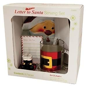 Lettera a Babbo Natale - Kit di Benvenuto per la lettera perfetta