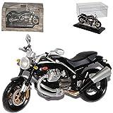 moto Guzzi Griso Schwarz Black 1/24 Starline Modellmotorrad Modell Motorrad