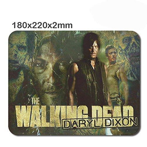 Preisvergleich Produktbild The Walking Dead Daryl Dixon Mauspad (Mouse Pad)
