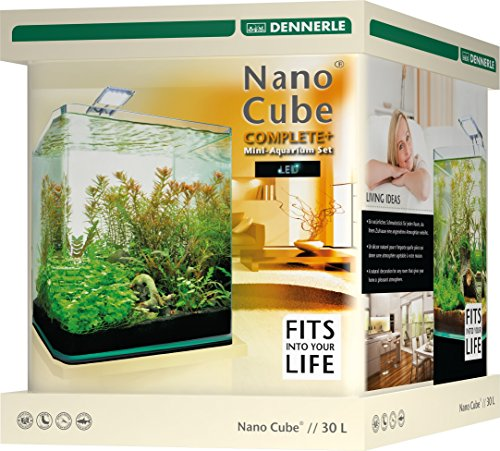 Dennerle 6022 NanoCube Complete Plus - LED, 30 L -