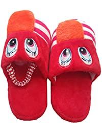 Mancloem Your's Favourite Warm Home Bedroom Winter Cotton Indoor Shoes/Slipper for Baby Boys & Girls