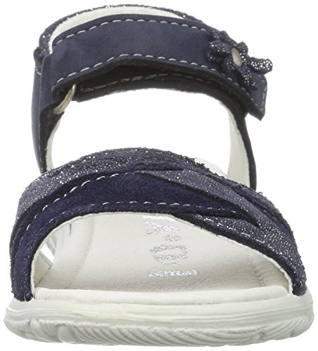 Ricosta Bianca, Sandales  Bout ouvert fille Blau (nautic)