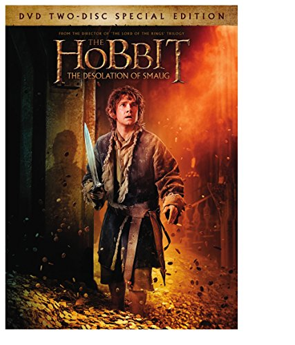 Preisvergleich Produktbild Hobbit 2: The Desolation of Smaug [Import USA Zone 1]