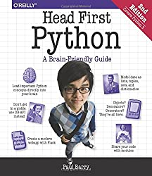 Head First Python