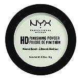 NYX HD Finishing Powder 03 Mint Green