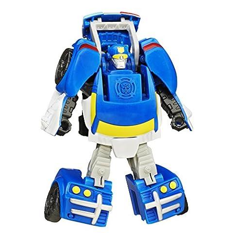 Transformers Rescue Bots - Playskool Heroes Transformers Rescue Bots Rescan Chase