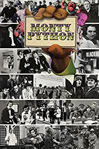 Posters: Monty Python Poster - Flying Circus Montage (91 x 61 cm)