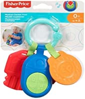 Fisher Price Infant DFP52 - Sonaglino Musicale Chiavi, Multicolore