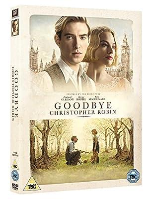 Goodbye Christopher Robin [DVD] [2017]
