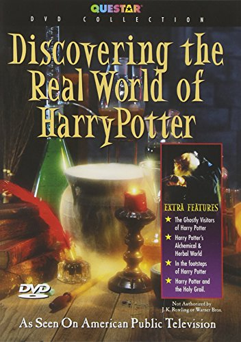 Click for larger image of Harry Potter-Real World of [DVD] [2001] [Region 1] [NTSC]
