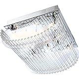Luxus 59-flg Decken Leuchte Lampe Beleuchtung Chrom Sensor Globo NIMBUS 6819-10
