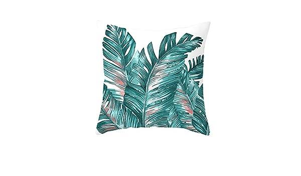 Pillow UNUSRFN Cotton Linen Eew321-22 Housse de Coussin en Coton 20 x 20 cm