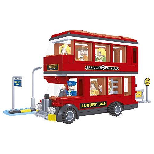 ausini-juego-de-bloques-construccion-autobus-dos-plantas-282-piezas-colorbaby-42833