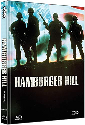 Hamburger Hill [Blu-Ray+DVD] - uncut - limitiertes Mediabook Cover C