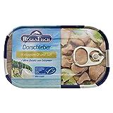Rügen Fisch Dorschleber in eigenem Öl und Saft 2er Pack (2 x 115 g) Lebereinwaage: 114 g ohne Enzyme