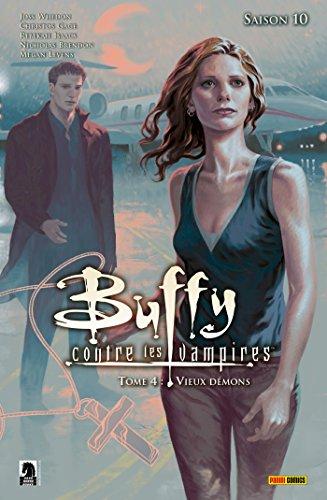 Buffy contre les vampires Saison 10 T04 : Vieux démons par Christos Gage