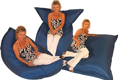 XXX-L 3-in-1 Outdoor Beanbags Big Brother Beanbag BLUE Indoor & Outdoor use