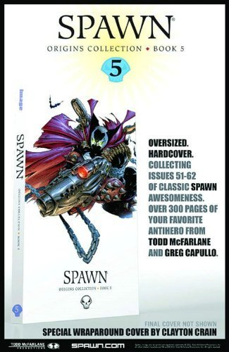 Spawn Origins Book 5 by McFarlane, Todd (2012) Hardcover