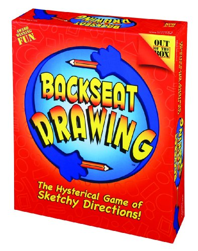 Out of the Box 3729 - Backseat Drawing