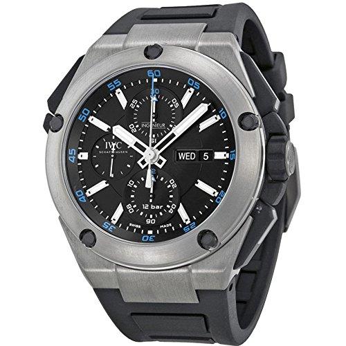 iwc-ingenieur-homme-45mm-bracelet-caoutchouc-noir-boitier-titane-saphire-automatique-montre-iw386503