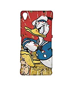 Licensed Disney Mickey Mouse Premium Printed Back cover Case for Sony Xperia Z3