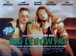 The Big Lebowski reproduction photo affiche du film 40 x 30 cm