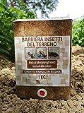 bio A.L.T Anti Insetti barriera Insetti del Terreno Biologico Uso Professionale insetticida Made in Italy 1 kg Contro Tutti Gli Insetti terricoli Che danneggiano Le Colture