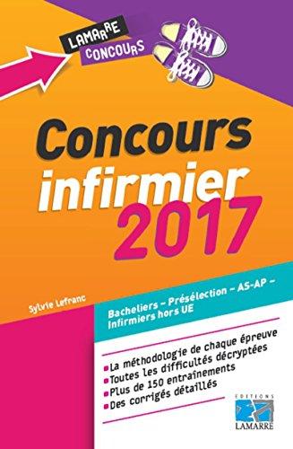 Concours infirmier 2017: Bacheliers - Présélection - AS-AP - Infirmiers hors UE.