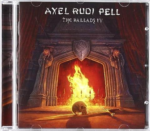 Ballads IV by Pell, Axel Rudi (2011) Audio CD (Axel Rudi Pell The Ballads)