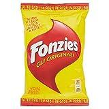 Fonzies - Croccantini di Mais al Formaggio, Cotti al Forno - 40 g