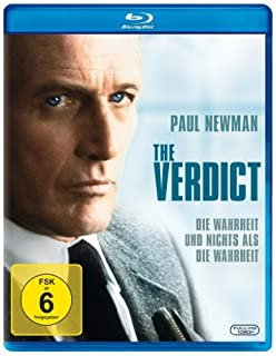 The Verdict [Blu-ray]