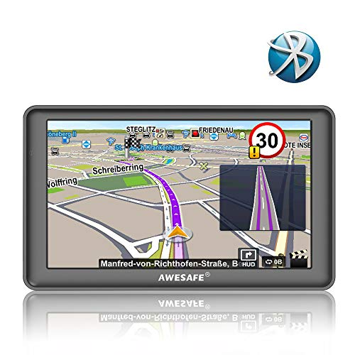 Satnav Bluetooth 7 Inch
