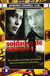 Soldados de salmina : Nivel 3 (1CD audio)