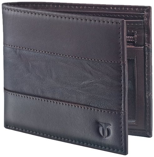 1. Titan Brown Men's Wallet
