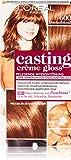 L'Oréal Paris Casting Crème Gloss Glanz-Reflex-Intensivtönung 600 in Dunkelblond, 3er Pack (3 x 1 Stück)