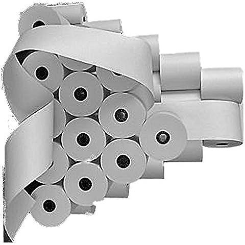 40pezzi rotoli di carta termica 80/80M/12–Carta termica