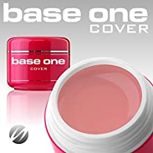 Base uno, 50 g Gel UV camuflaje ideal para francés uñas Silcare